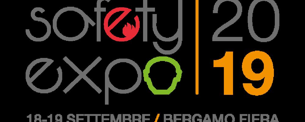 Bergamo 18-19 Settembre – Emme Antincendio sarà espositore e sponsor dell'edizione del Safety Expo!