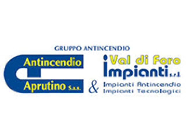 ANTINCENDIO APRUTINO di Paride Piscicelli & C. S.a.s.