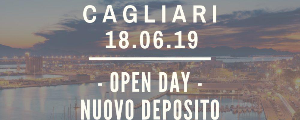 Nuovo deposito Emme Antincendio a Cagliari