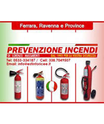 Prevenzione Incendi di Lorenzo Massarenti